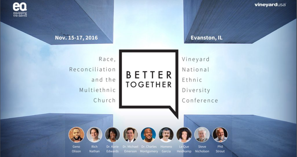 """Better Together"" Diversity Conference Recordings"