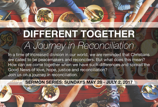 Different Together: A Journey Towards Justice and Reconciliation with Stephanie Snow