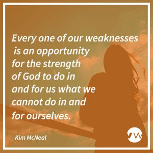 Sermon:Chiseled – Kim McNea - Vineyard Justice Network